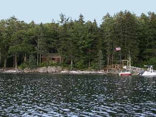 Farnham Point Cabin - East Boothbay vacation rentals
