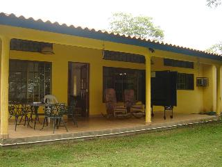 Beach Home with 4 Kms of Empty Beach & Boat Ramp - Cambutal vacation rentals