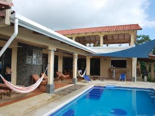 Private Villa with infinity pool and panoramic ocean / beach views - Playa San Miguel vacation rentals