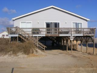This delightful Beach House is  steps to the ocean - Nags Head vacation rentals