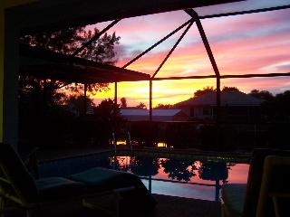 Beautiful 3BR/2BA Gulf Access Home Heated Pool&Spa - Cape Coral vacation rentals