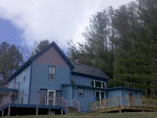 Historic Home on New River in Ashe Co NC-pets ok - Warrensville vacation rentals