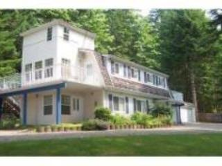 Mesachie Lake House Retreat - Lake Cowichan vacation rentals