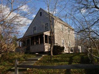 Bay Beach 1/3 mile - Hillside home Internet - Wellfleet vacation rentals