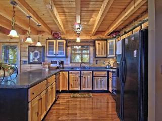 LOCATION, LOCATION, LOCATION spacious 5 Star View - Sevierville vacation rentals