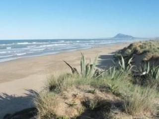 The beach in front of the house, short private path - Beach house - Javea - rentals