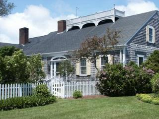 Elegant Home with Extraordinary Harbor View - Nantucket vacation rentals