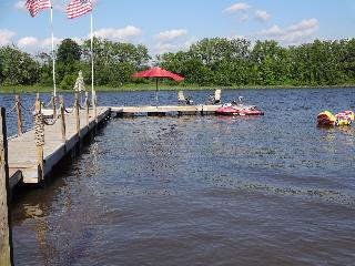 Leisure home private beach spectacular river views - Coxsackie vacation rentals