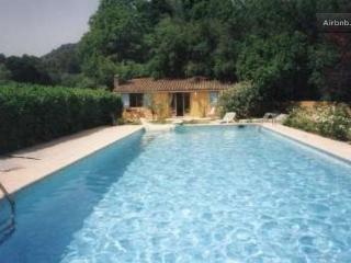 Amandine-Poolside Studio in Provence - Salernes vacation rentals