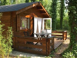 Secluded Log Cabin in Provence - Salernes vacation rentals