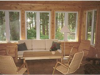 Idyllic Log Cottage on Point Near Algonquin Park - Ontario vacation rentals
