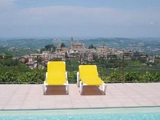 Large family home, swimming pool, satellite, wifi - Castiglione Tinella vacation rentals