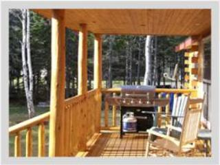 Log Cabin in Fortune Bridge - Prince Edward Island vacation rentals