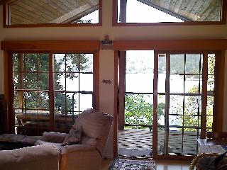 Ainslie Point Cottage, surrounded by water & trees - Pender Island vacation rentals