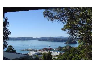 Large self contained Studio Unit -Amazing Bayviews - Paihia vacation rentals