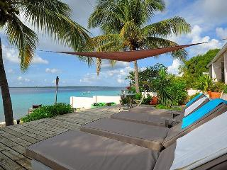 Oceanfront private Villa near centre of Kralendijk - Kralendijk vacation rentals