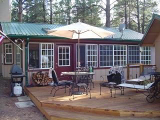 Pinecone Ranch Home in the cool pines - Williams vacation rentals