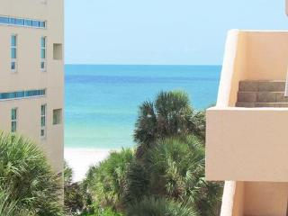 2/2 on the World's Most Beautiful Beach!! - Siesta Key vacation rentals