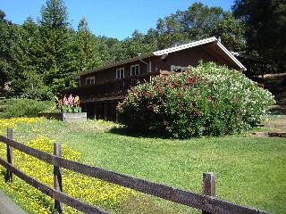 Serene Country 3 Bedroom Chalet in the Napa Valley - Napa vacation rentals