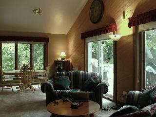 Mont Tremblant Area Beautiful 3 Bedroom Chalet - Lac-Superieur vacation rentals
