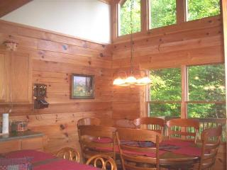 Escape to Bearadise, awesome rates, Cozy, Secluded - Maggie Valley vacation rentals