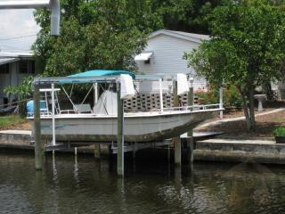 Waterfront, Rocky Creek Shoals Unit 2 - Tampa vacation rentals
