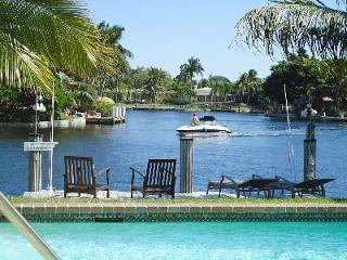 Private home, HEATED pool, amazing waterfront view - Fort Lauderdale vacation rentals
