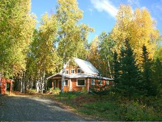 Talkeetna Cabin Cottage: Luxury Lodging to Denali - Talkeetna vacation rentals