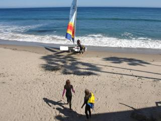 Private beach, gorgeous 6 bdrm house, amazing view - Malibu vacation rentals