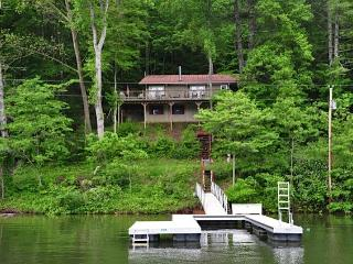 Hidden Hollow - Watauga Lakefront - Butler vacation rentals