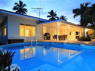 THE PALMS RETREAT--3 Bdrm Spacious Villa and Pool - Rarotonga vacation rentals