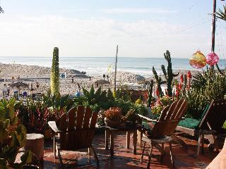 Beach Front Vacation Home on Moonlight Beach - Encinitas vacation rentals