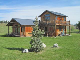 Fiddler Creek Retreat in Stillwater Valley Montana - Fishtail vacation rentals