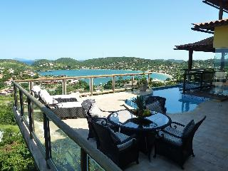 Luxury Panoramic Ocean View House 5 Bed/7 Bath - Buzios vacation rentals