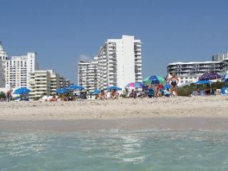 Beautiful Beach Front/View Unit! Right on Lincoln! - Miami Beach vacation rentals