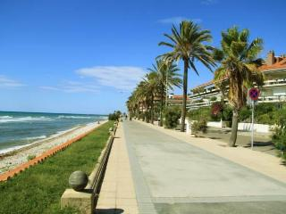 Luxury Apartment, sea views, in Sitges, Barcelona! - Sitges vacation rentals