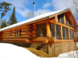 Bearskin Log cabin - Grand Marais vacation rentals
