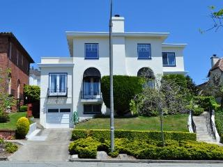 Classic 4bd Home in Prestigious SF Neighborhood - San Francisco vacation rentals