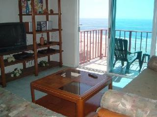 best ocean view in rosarito beach. right downtown - Rosarito Beach vacation rentals