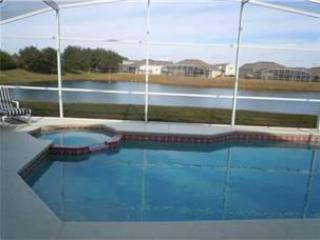 4 Bedrooms 2 Baths Pool Home on Lake Close Disney - Kissimmee vacation rentals
