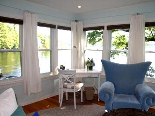 Beautiful Cozy Lake House on Sandy Private Beach - Franklin vacation rentals