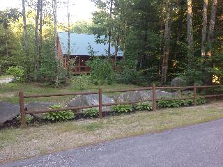 Newer Log Cabin, Three Wooded Acres in the Country - Madison vacation rentals
