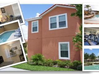 ->GREAT HOUSE-> 4-Bed - Priv.Pool Near DISNEY - Kissimmee vacation rentals