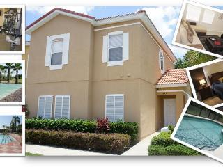 |-TIME FOR VACATION-| 4 Beds House w/ Priv. Pool - Kissimmee vacation rentals