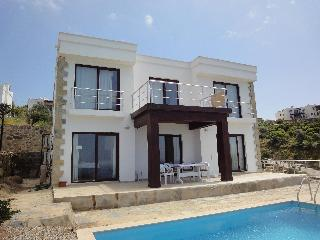 Private villa with superb view over the Agean Sea - Gumusluk vacation rentals
