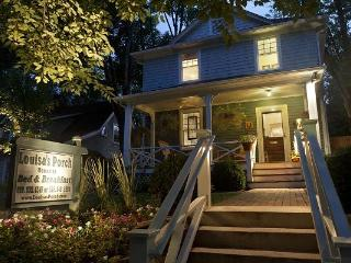 Louisa's Porch Homestay Bed & Breakfast - Asheville vacation rentals