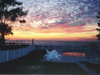BEACH FRONT Cottage & Pool On The Gulf - Indian Shores vacation rentals