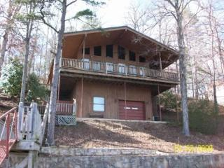 Elks Bluff Cottage - Pickwick vacation rentals