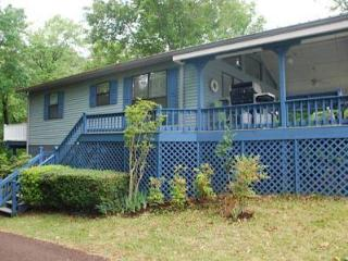 3 bedroom, 2 ba house on the banks of the TN River - Pickwick vacation rentals