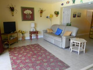 Fantastic 3 br, 21/2 bath condo close to Pier - Cocoa Beach vacation rentals